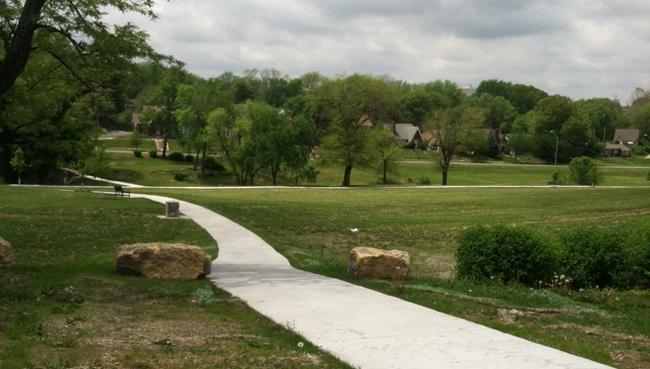 Dunn Park Trail