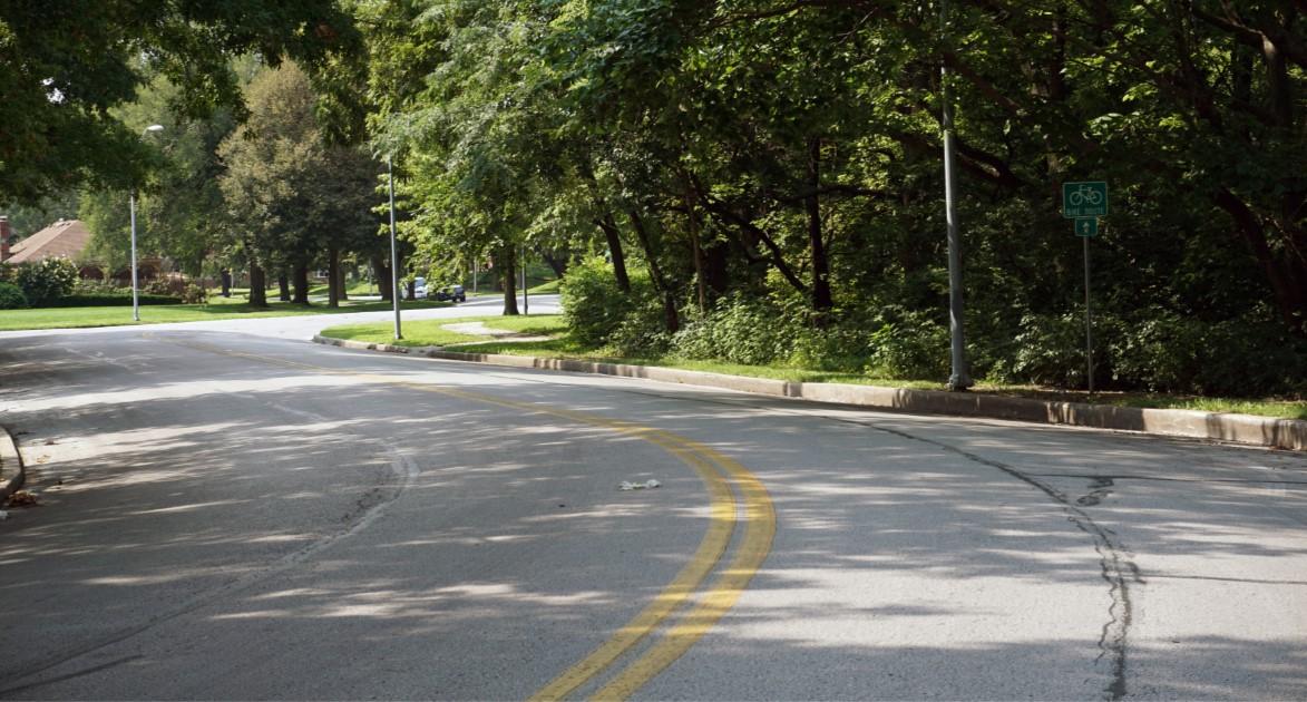 Sunrise Drive Bikeway