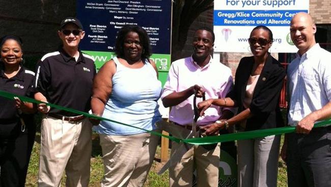 Renovated Gregg Klice Community Center ReOpens