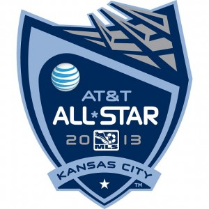 MLS All Star Logo