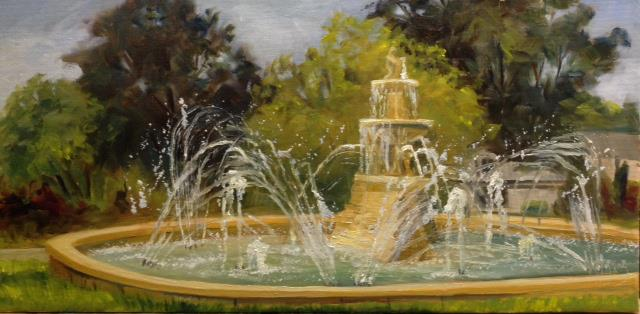 Support our Fountains with the Purchase of Original KC Fountain Artwork