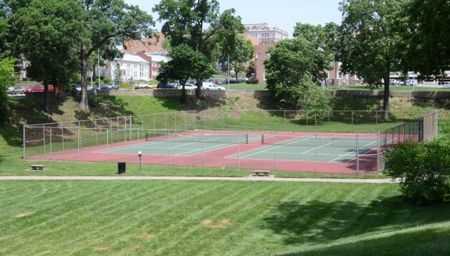 Hyde Park Tennis Courts