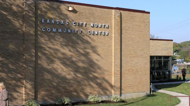 Kansas City North Community Center Tennis Courts