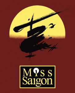 Miss Saigon logo