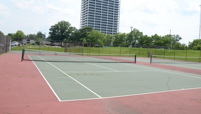 Penn Valley Park Tennis Courts