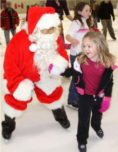Skate Santa LCCC