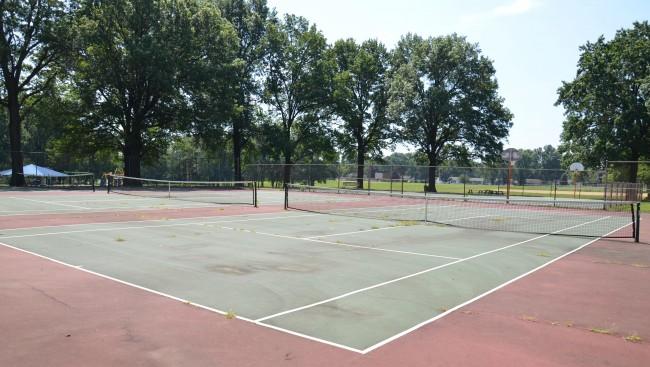 Sunnyside Park Tennis Courts