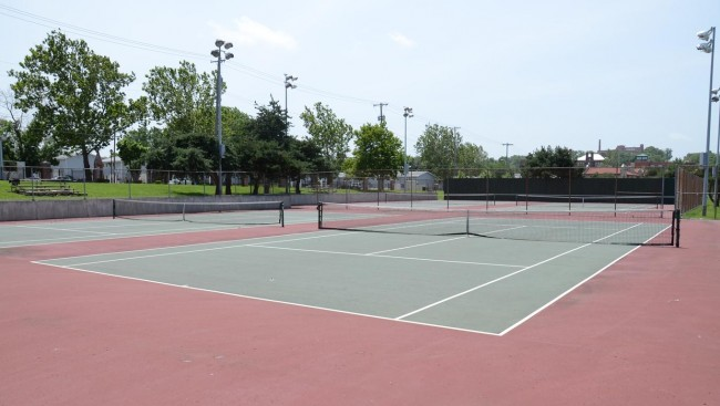 The Parade Tennis Courts