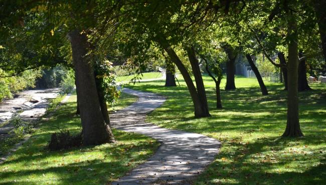 Town Fork Creek Greenway