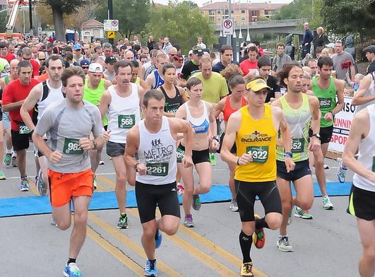 Race will affect Traffic Sunday Morning