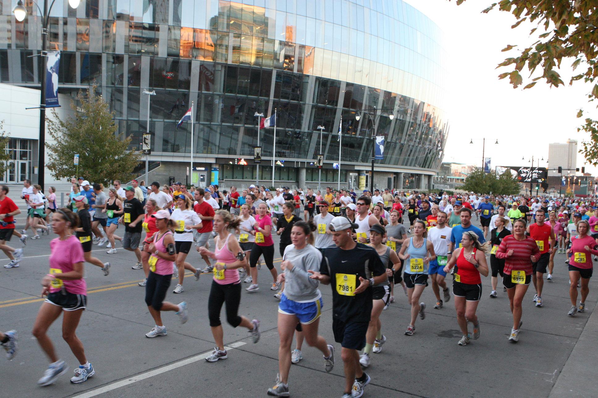 Kansas City Marathon Affects Traffic Saturday