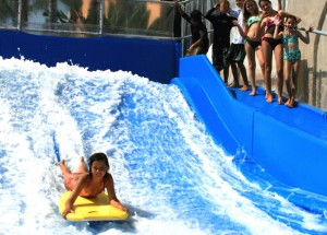 flowrider Body surf