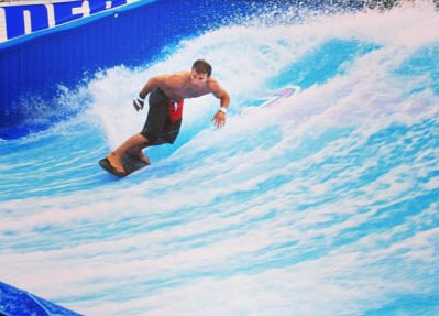 BayRider Coming to The Bay Water Park this Summer
