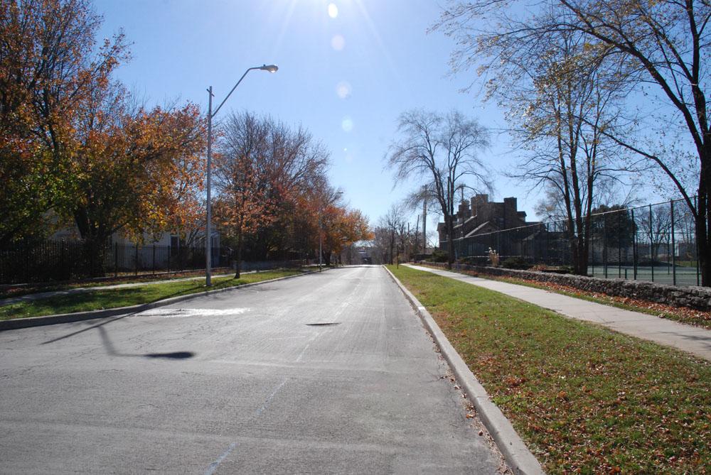 Kenwood Avenue