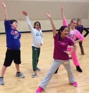 Starlight theatrical training