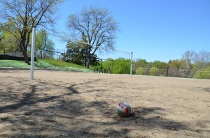 Brookside Park Sand Volleyball Court