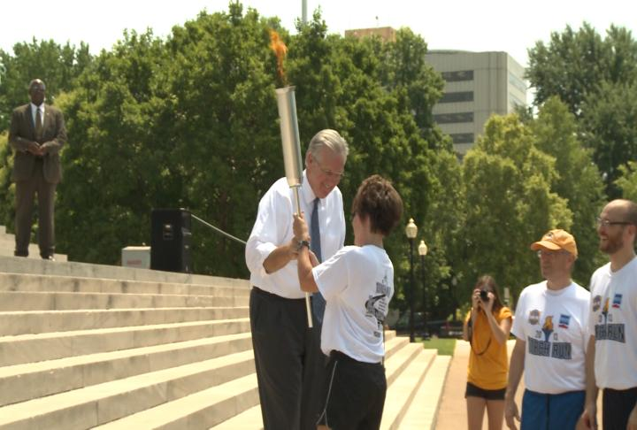 Show-Me State Games 2014 Torch Run Coming to KC