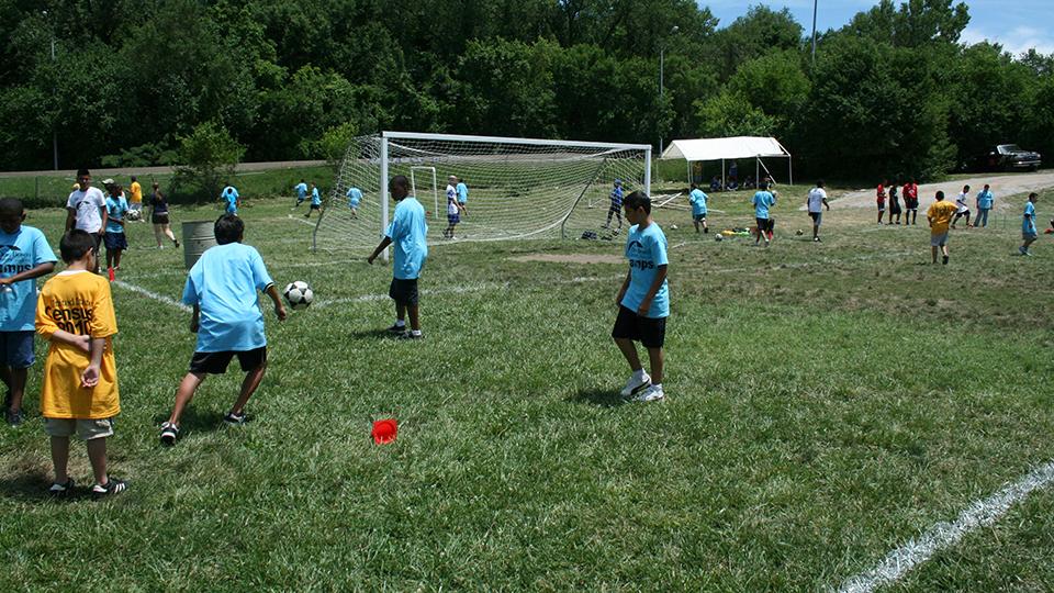 Belvidere Park Soccer Fields