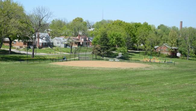 Blue Hills Park Ball Diamond