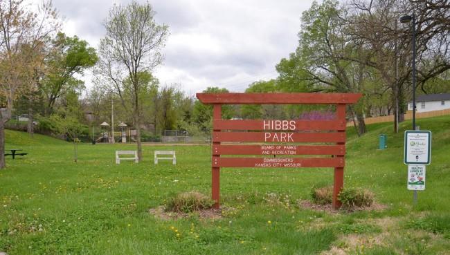 Hibbs Park Ball Diamond