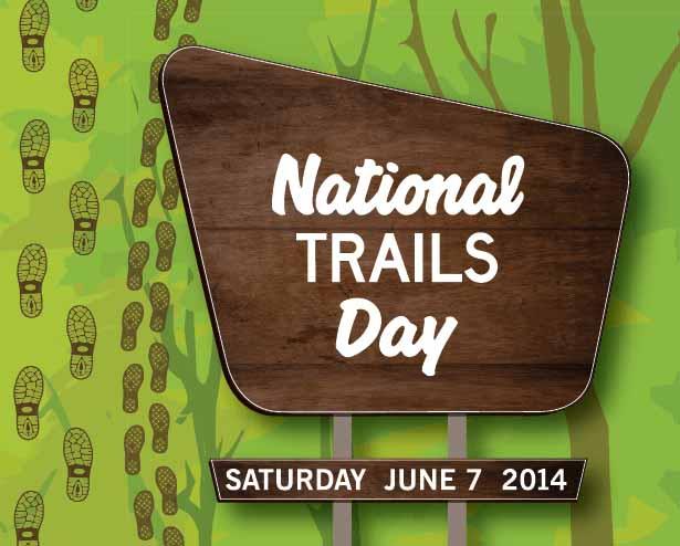National Trails Day celebrates Line Creek Trail