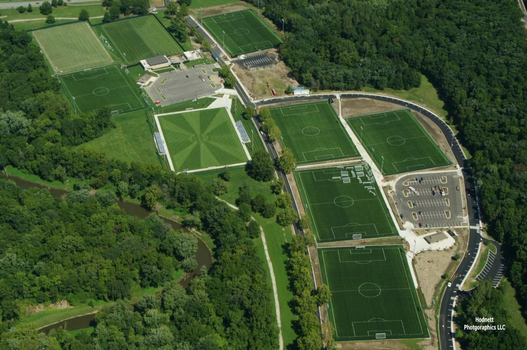 Swope Soccer Village