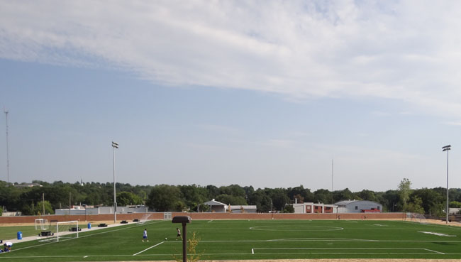9th & Van Brunt Athletic Fields Park