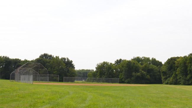 Robert H. Hodge Park Ball Diamond