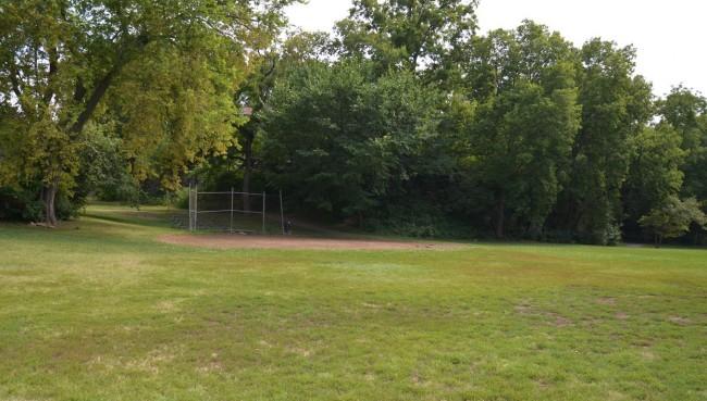 Roanoke Park Ball Park