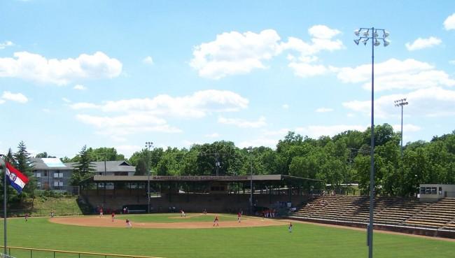 Satchel Paige Stadium Ball Park
