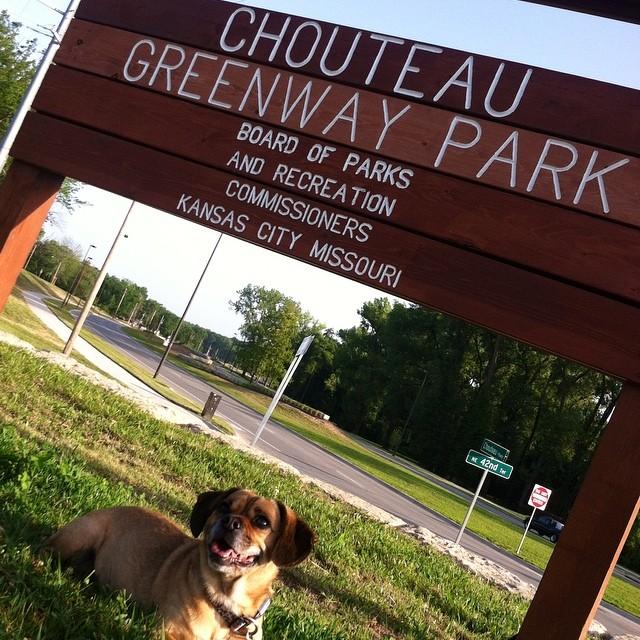 Chouteau Greenway Park
