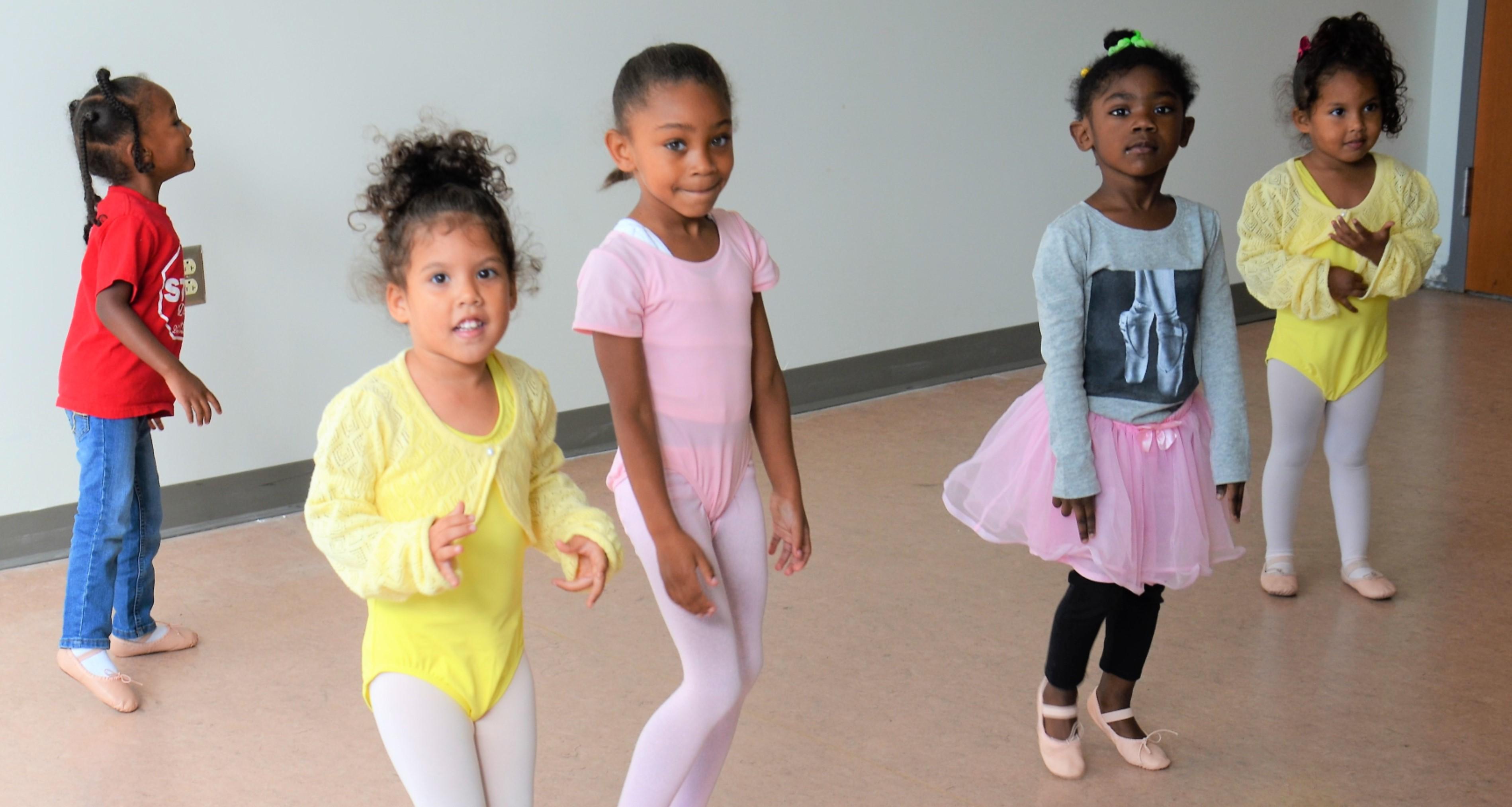 Dance – Preschool