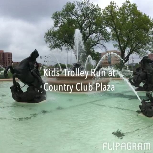 Kids' Run at @trolleyrun this morning at @countryclubplaza - such a blast! #kidsrun #trolleyrun #millcreekpark #kcplaza #mackid#flipagram made with @flipagram. See full video at flipagram.com/kristidalberg