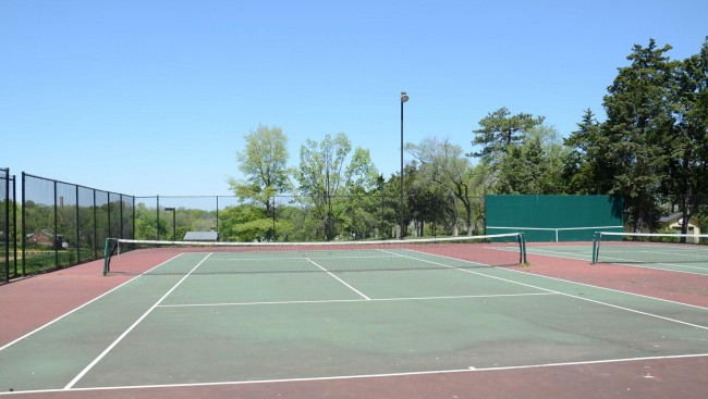 Blue Hills Park Tennis Courts