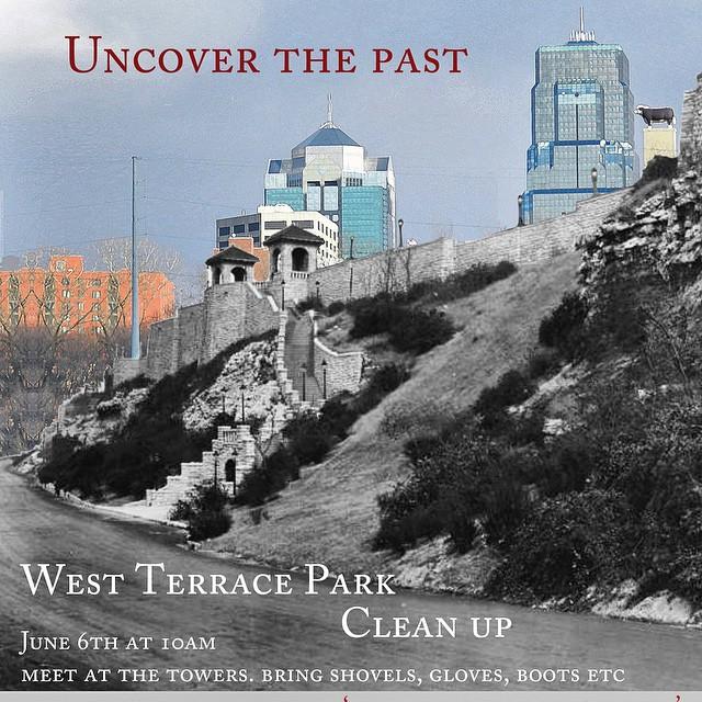 #takebackwestterracepark