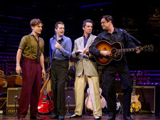 Starlight Theatre Opens 2015 Broadway Season with Million Dollar Quartet