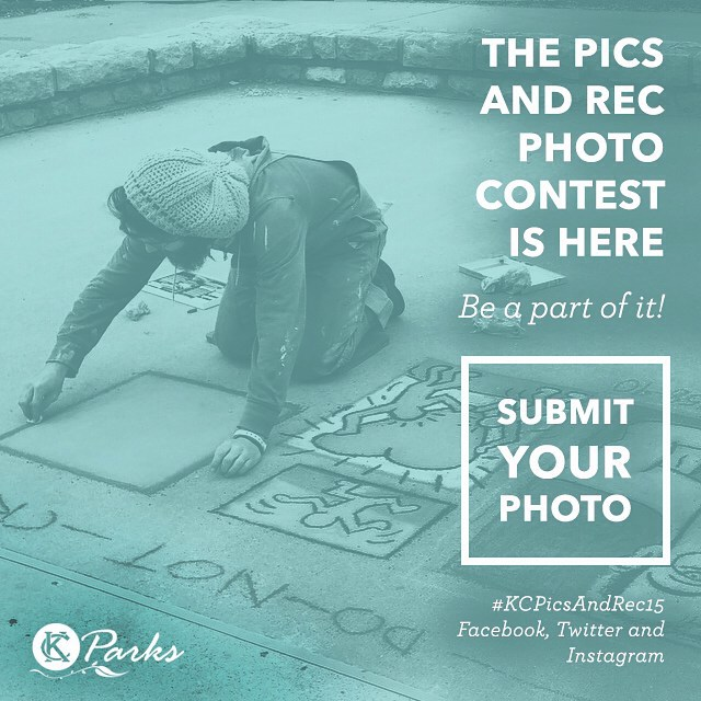 It's the last week of National Parks and Recreation Month and our final week of the ‪#‎KCPicsAndRec15 photo contest! Post a photo from ANY Kansas City, MO Parks and Recreation location with the hashtag and you'll be entered to win the last prize package. We can't wait to see all of your great photos! #KCParks #Julynprm30