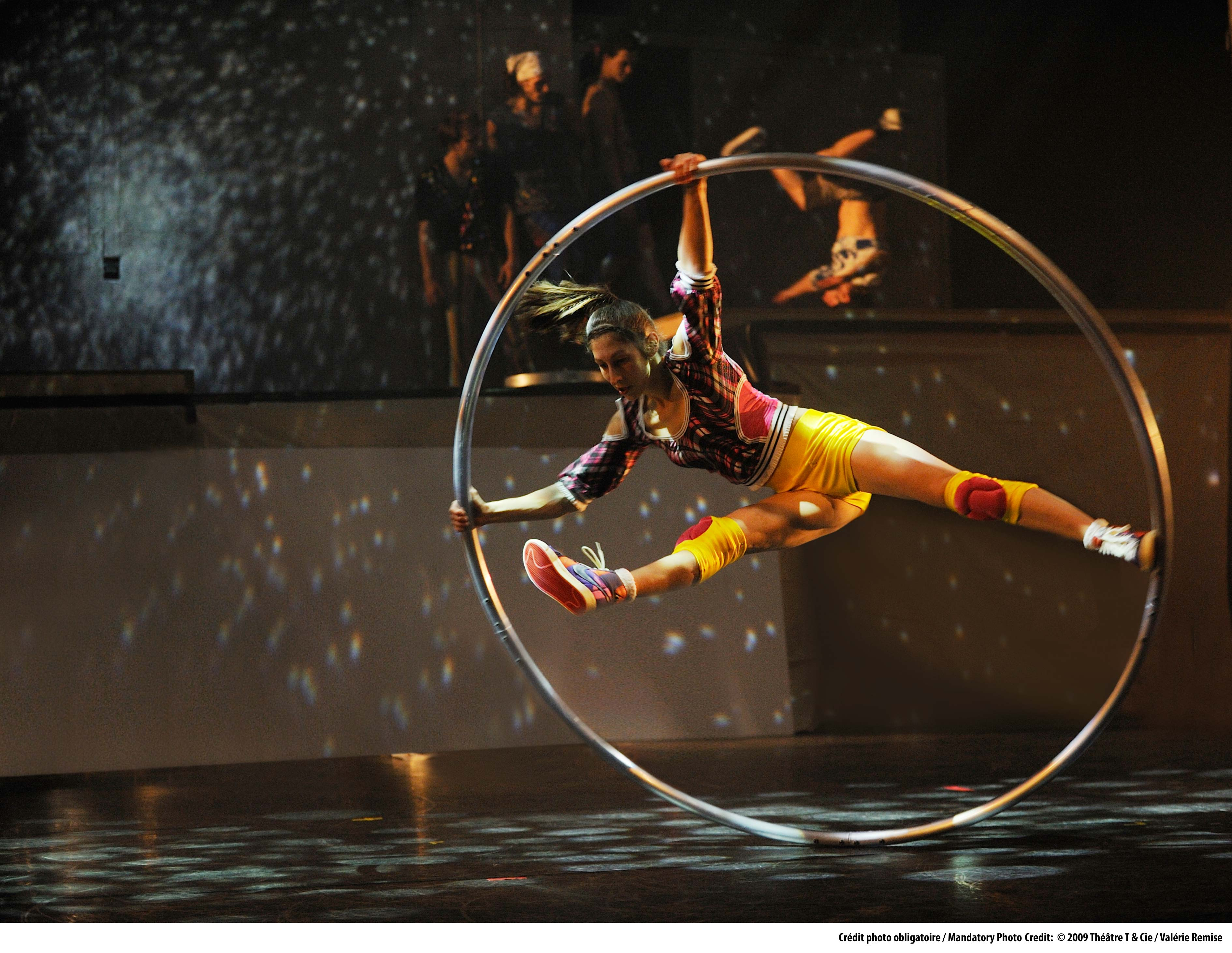 A Contemporary Circus Performance with an Urban Twist  Will Close Starlight Theatre's Broadway Season