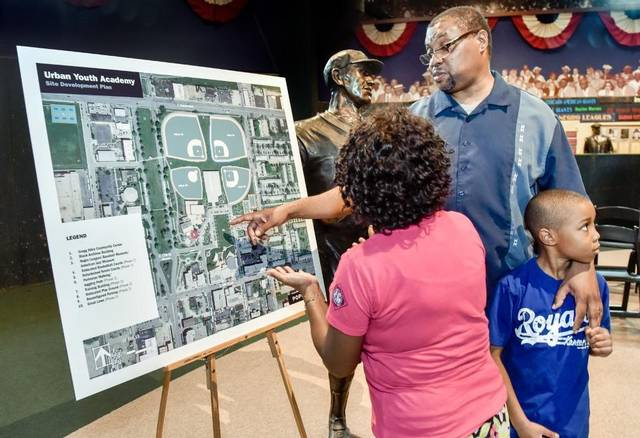 The Kansas City MLB Urban Youth Academy to Be Located at Parade Park