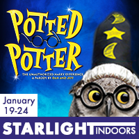 World's Only Harry Potter Parody Comes to Starlight Indoors