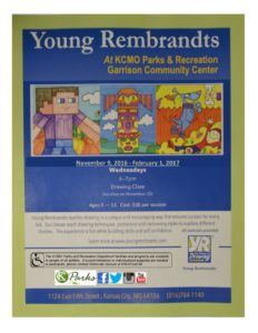 Youth Rembrandts Garrison