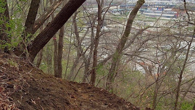 Kessler Park Trail