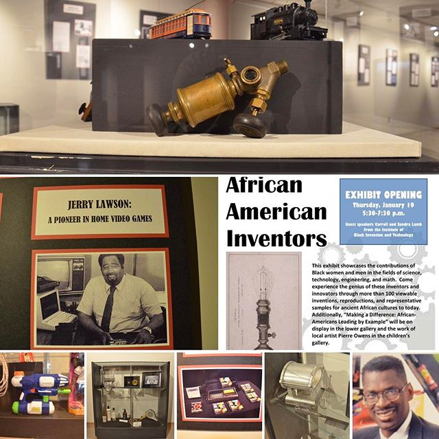 Learn more about these African American inventors and inventions at BRW's newest exhibition! If you can't make it to the opening tonight, the exhibit runs through March 12. #KCParks #BlackHistoryMonth