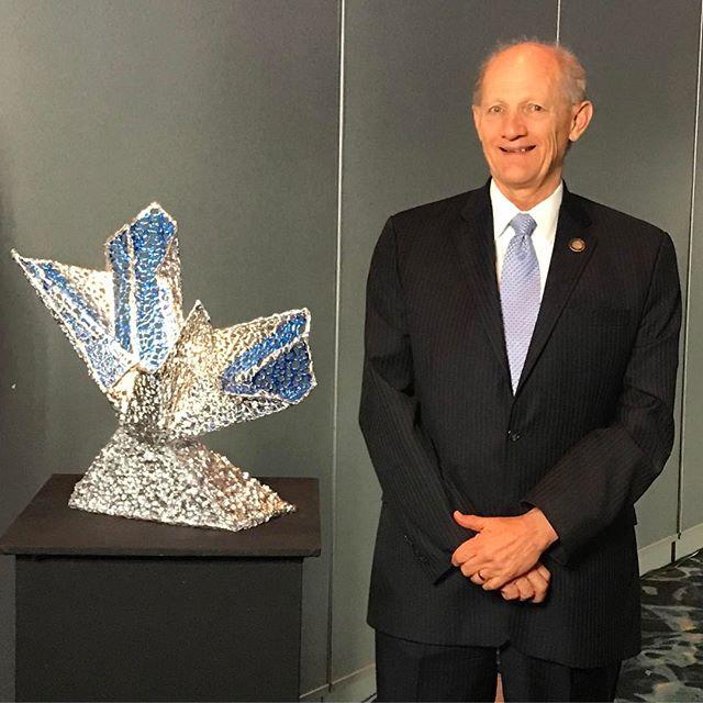 KC Parks Director Wins KC Arts Advocate Award