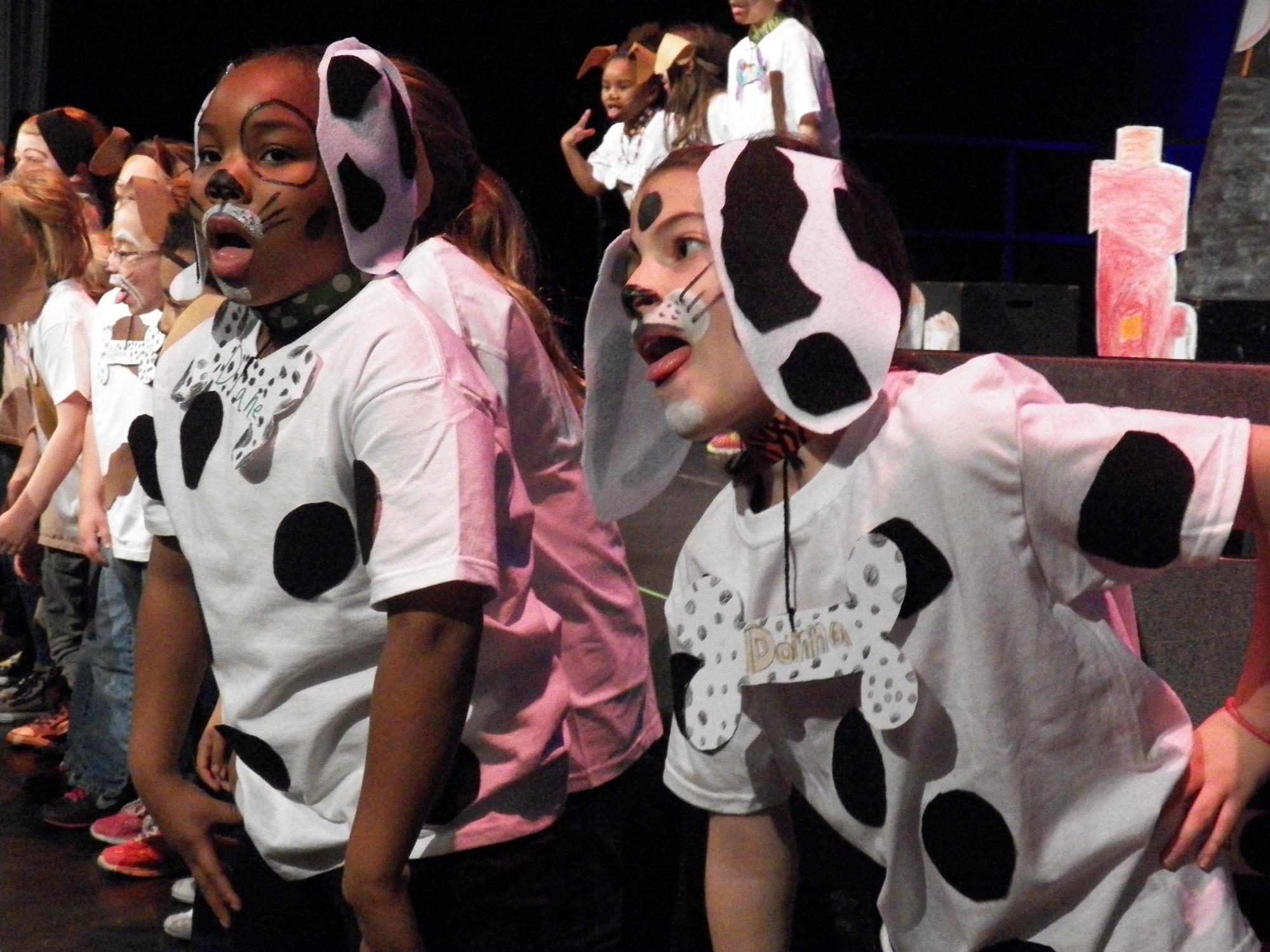 Starlight Theatre Offers Spring Break Options for Grades 1-12