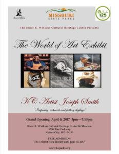 A World of Art Flyer 125