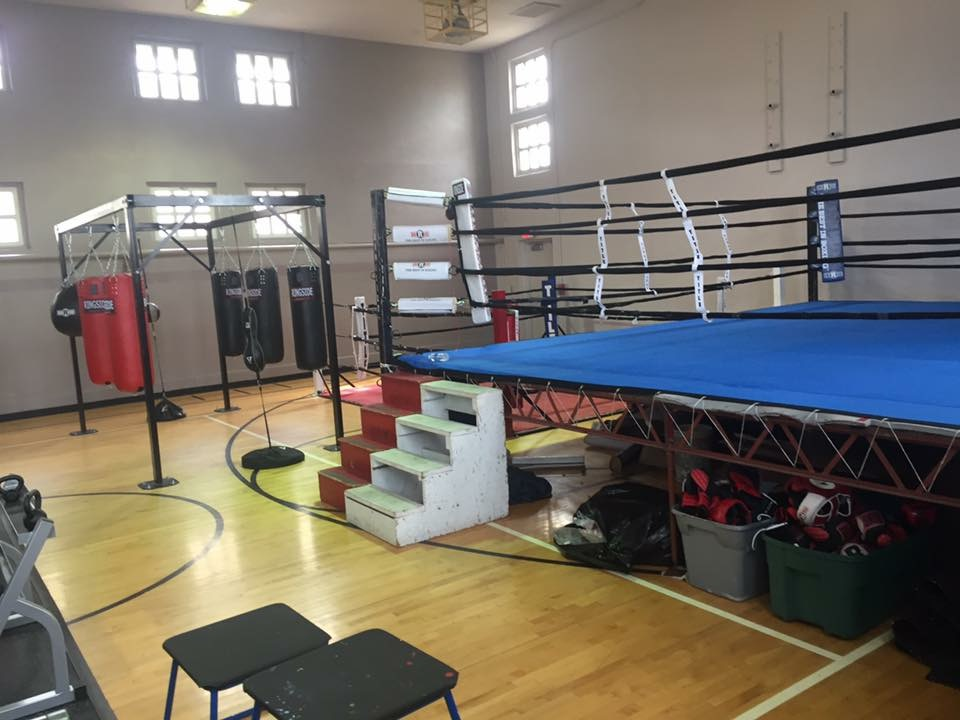 Grand Opening of Garrison Community Center's New Boxing Club