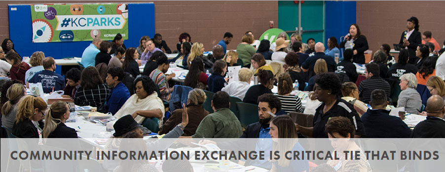Community  Information Exchange is Critical Tie that Binds