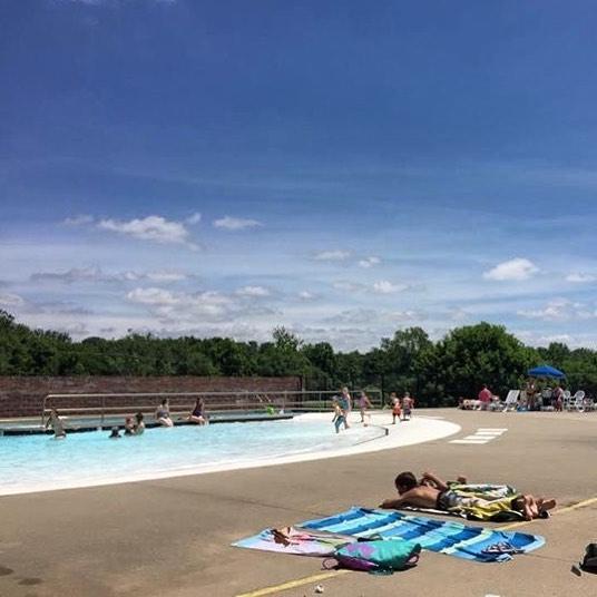 Line Creek Community Center Pool