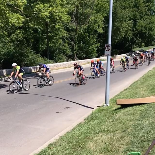 Tour of KC on #KCParks Cliff Drive